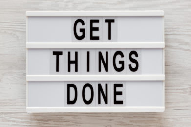Get Things Done lightbox